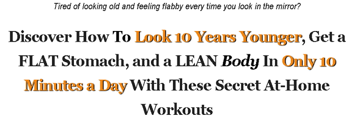Staying young and best fat loss solutions
